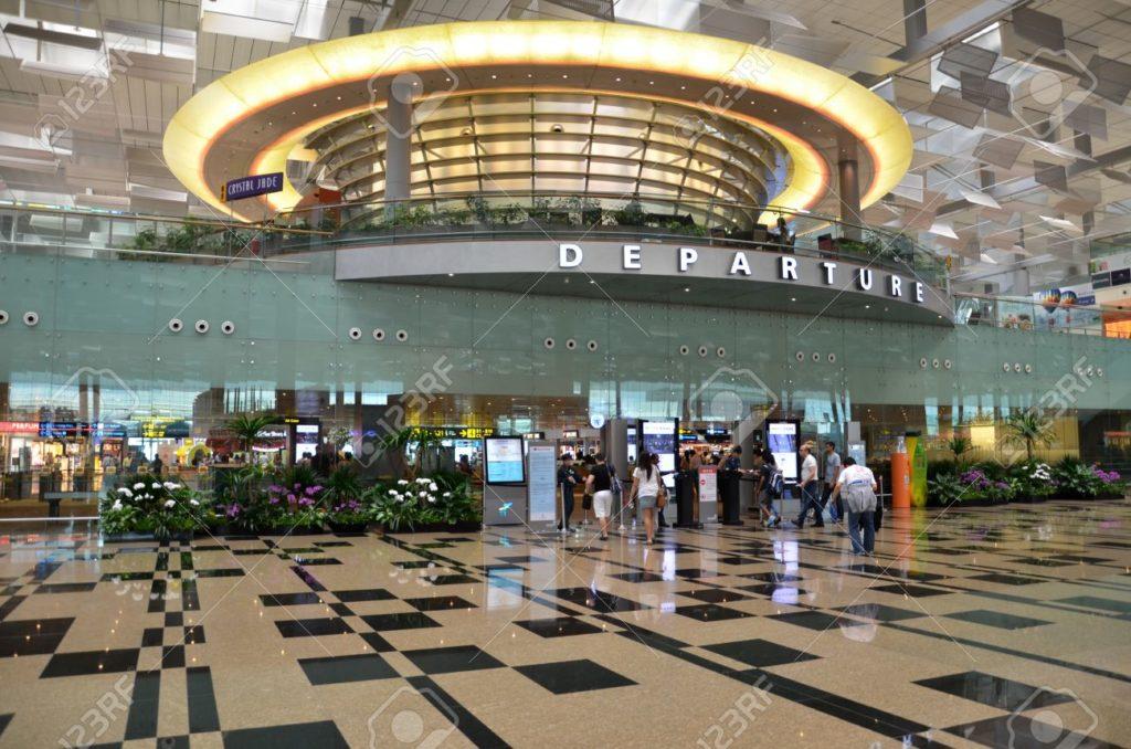 Аэропорт Чанги, Терминал 5