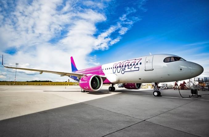A320neo для wizzair