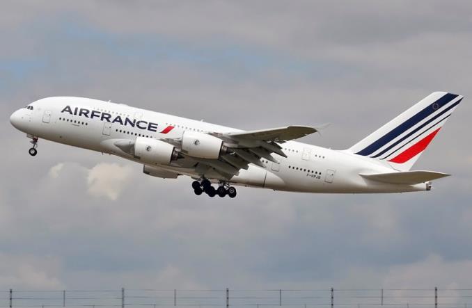 А380 авиакомпании Air France