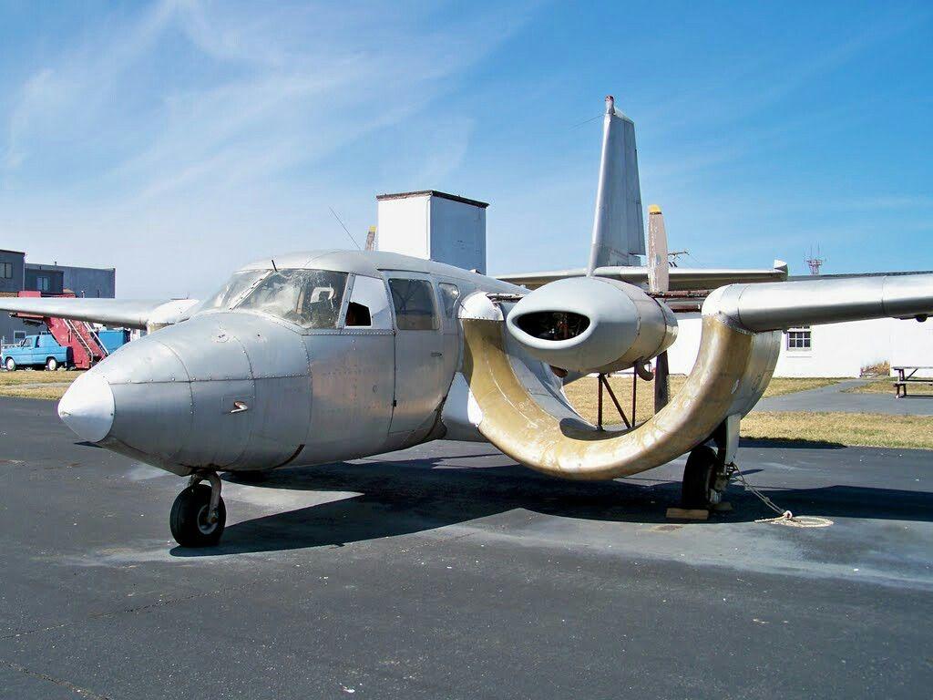 CCW-5 необычные самолеты Кастера