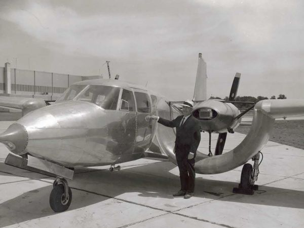 Уиллард Рэй Кастер и его CCW-5