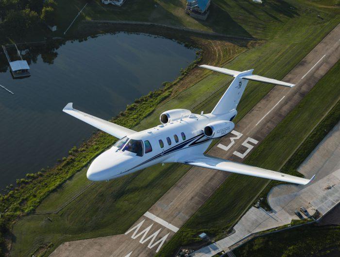 250-й бизнес-джет Cessna Citation M2
