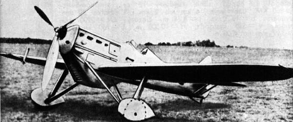 Dewoitine D-510