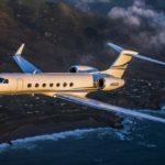 Конец еще одной эпохи - Gulfstream заключил последний договор купли-продажи на G550