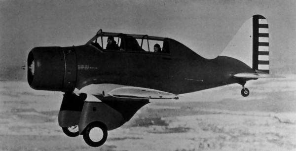 Seversky BT-8