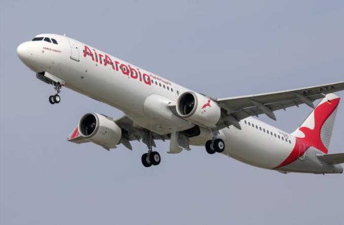 Airbus A321neo авиакомпании Air Arabia