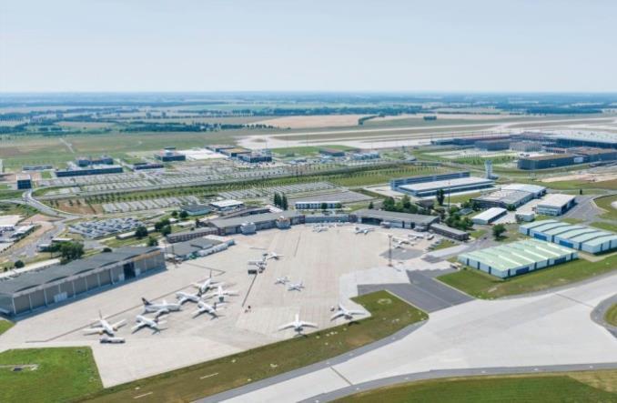 Аэропорт Berlin-Brandenburg