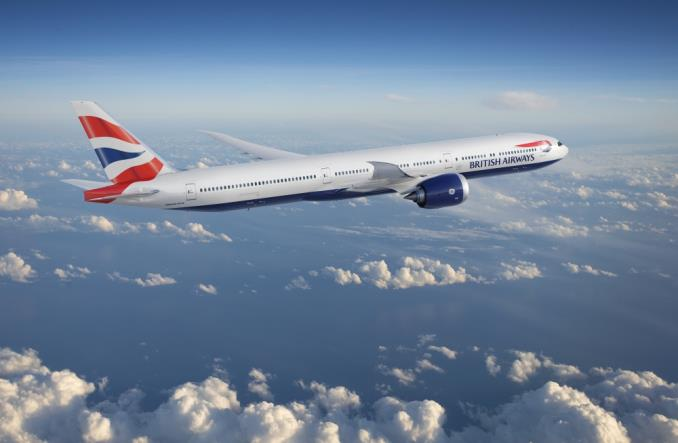 Boeing-777авиакомпании British Airways