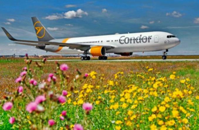 A321 авиакомпании Condor