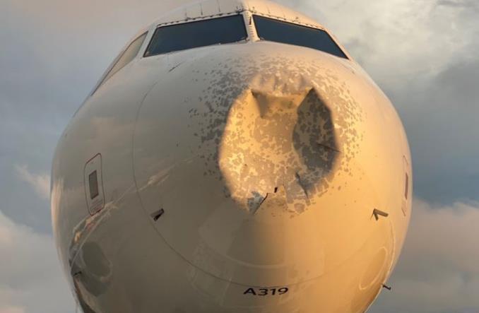 A319 авиакомпании Delta