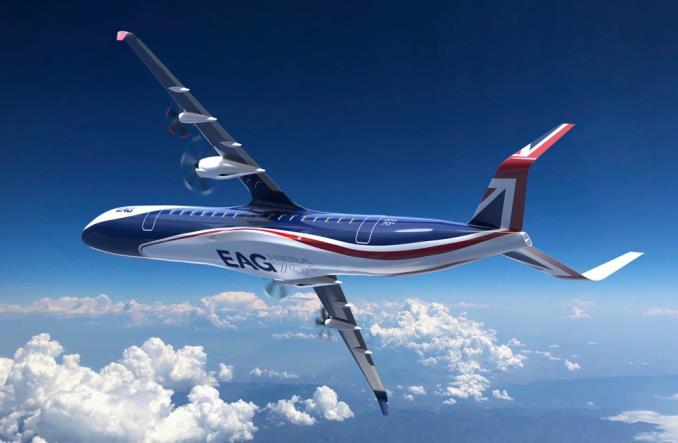 Hybrid Electric Regional Aircraft - HERA
