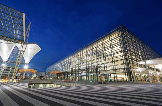 Терминал 1 в аэропорту Мюнхена
