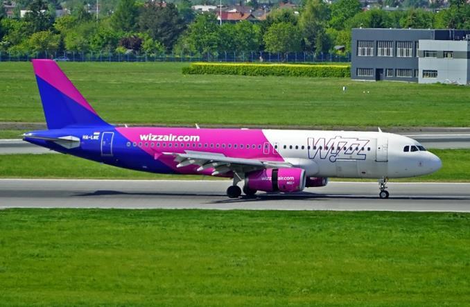 Венгерский перевозчик Wizz Air перебазировал свой третий Airbus A320 в болгарский аэропорт в Варне