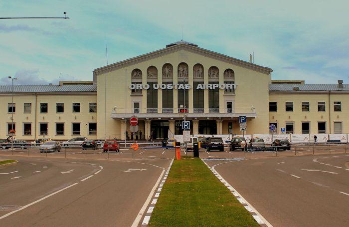 Старое здание терминала