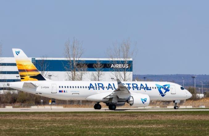 A220 для Air Austral