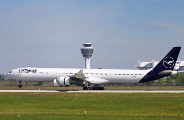 A340-600 Lufthansa