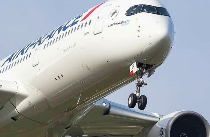 A350 авиакомпании Air France