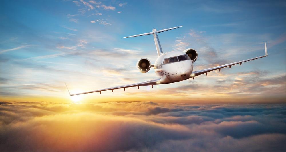 Как высоко могут летать коммерческие самолёты