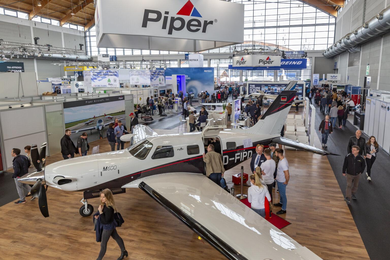 Выставка авиации общего назначения Aero 2021 Friedrichshafen в этом году вновь отменена