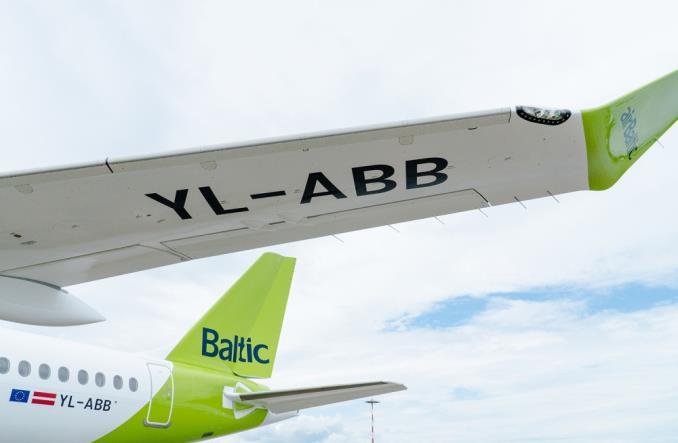 A220 YLABB для  airBaltic