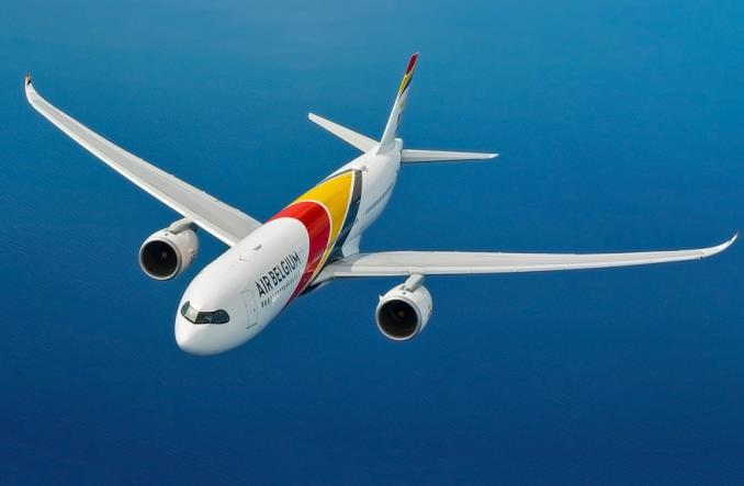 Airbus A330neo для  AirBelgium