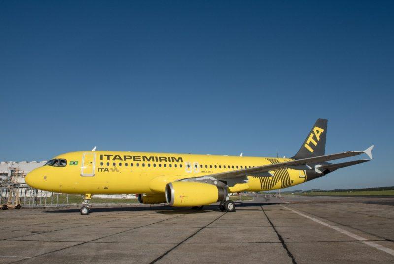 Airbus A320 авиакомпании ITA