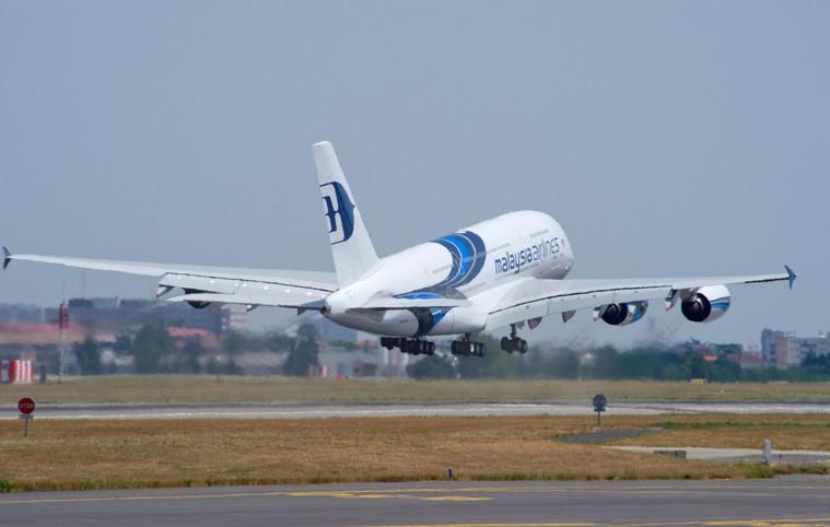 Malaysia Airlines приняла окончательное решение вывести A380 из своего флота