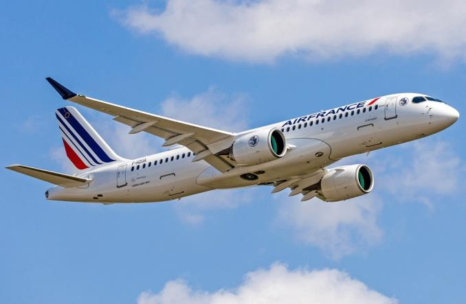 Airbus 220-300 AirFrance