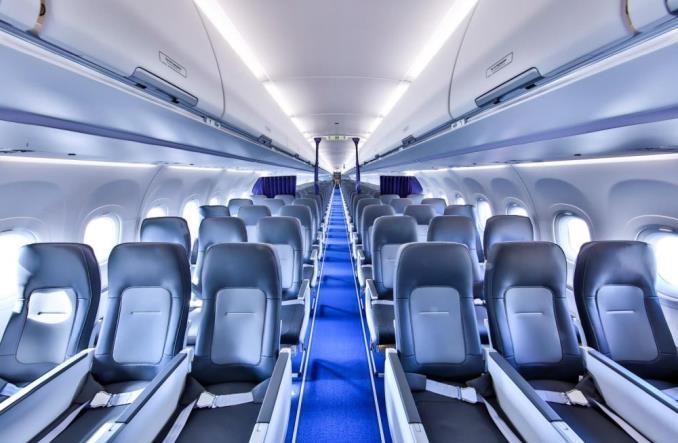 Салон Airspace для  A320