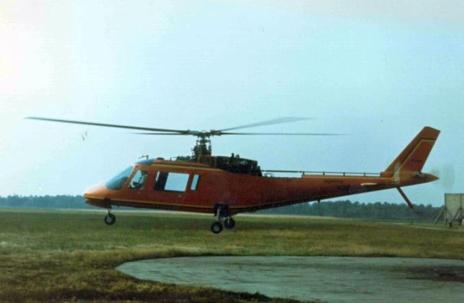 Первый вертолет концерна Leonardo - Augusta A109