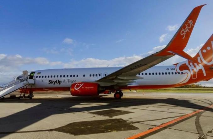 B737800NG для авиакомпании SkyUp Airlines