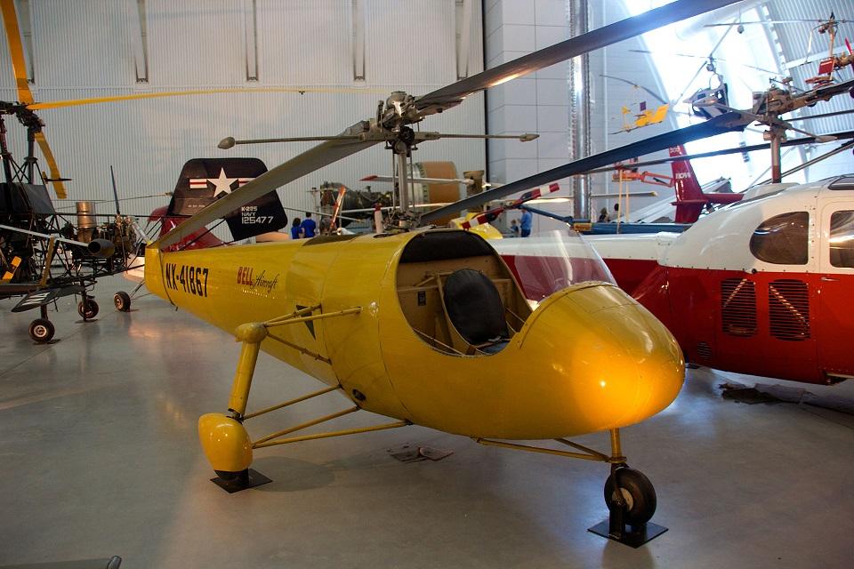 Bell 30 Ship No. 1A