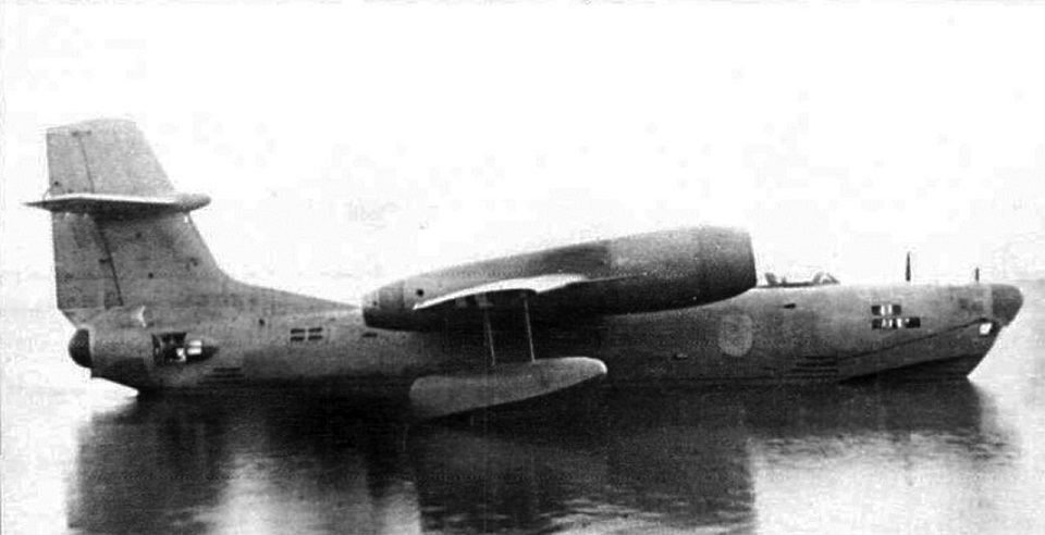Бериев Р-1