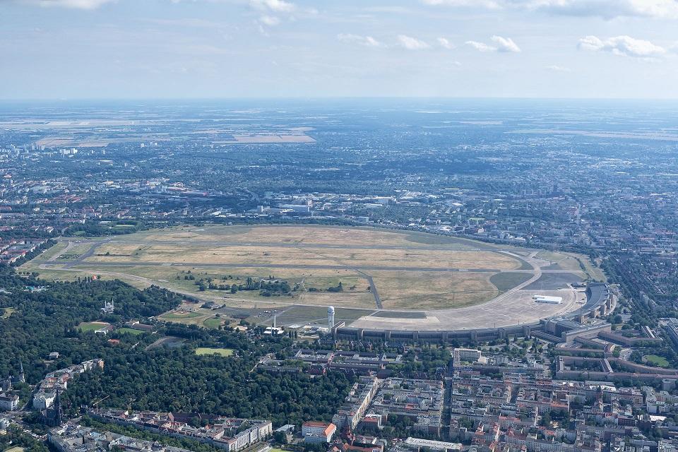 Страницы истории авиации: берлинский аэропорт Темпельхоф