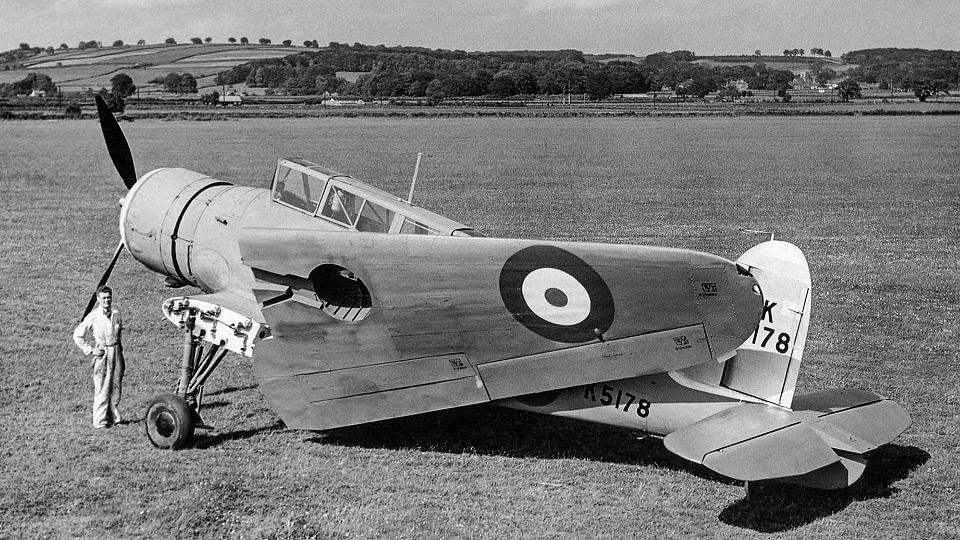 Blackburn B-24 Skua