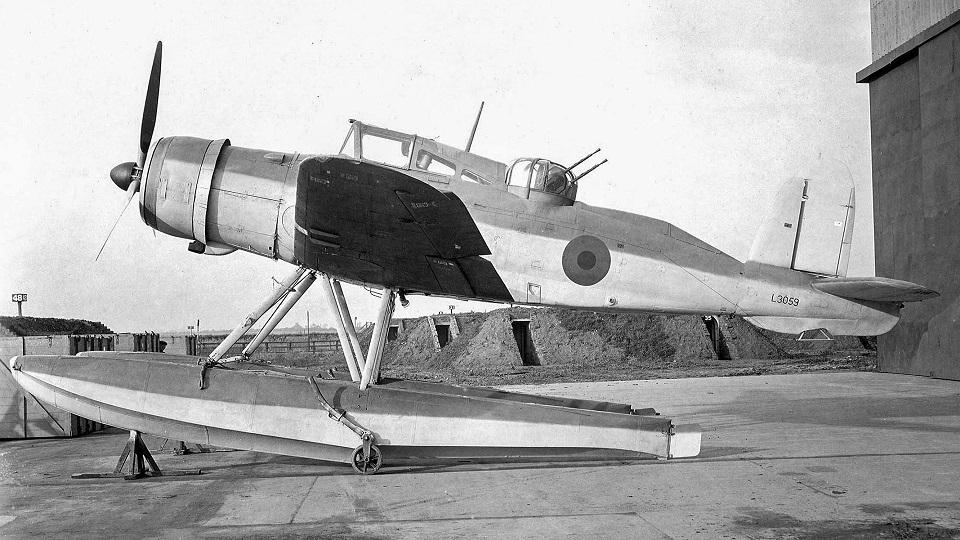 Blackburn B-25 Roc