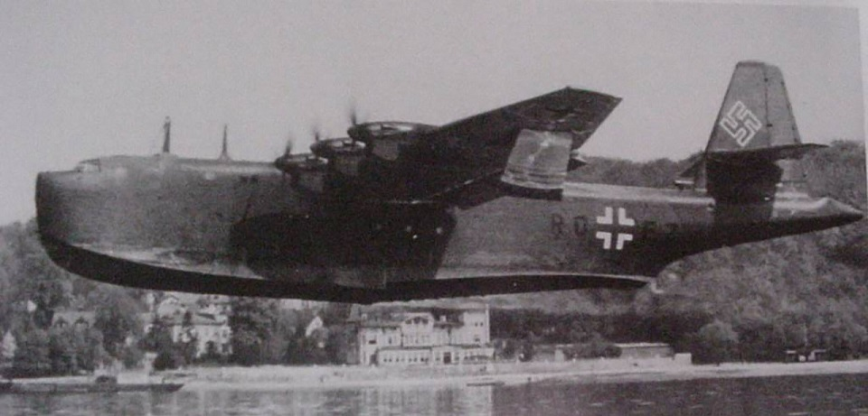 Летающая лодка Blohm & Voss Bv 238