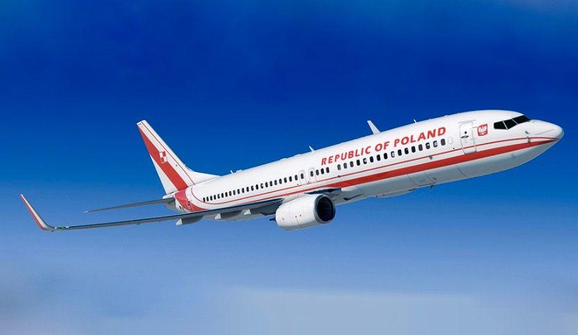 Boeing 737-800 BBJ2 для польских VIP
