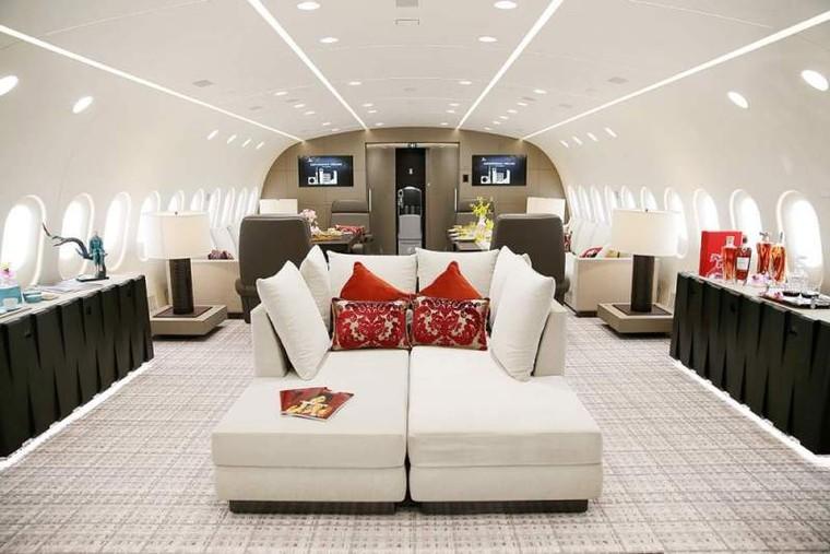 Салон Dream Jet