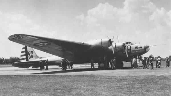 Boeing XB-15. (U.S. Air Force photo)