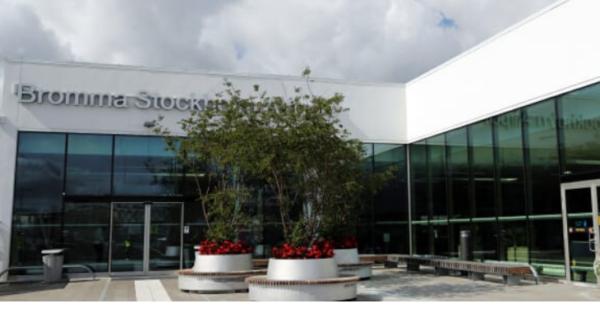 Швеция закрывает столичный аэропорт Бромма