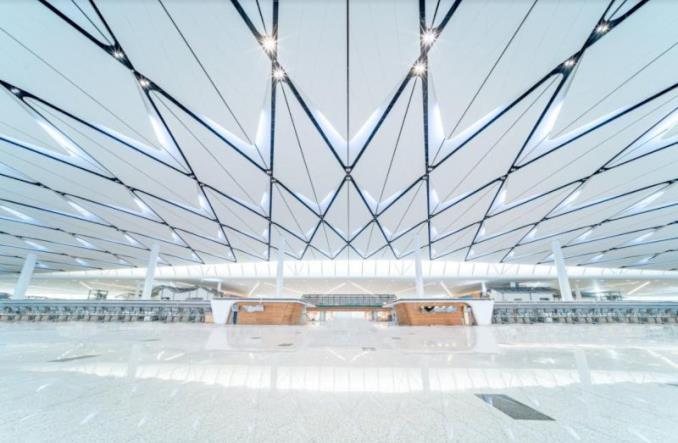 Новый аэропорт Ченду