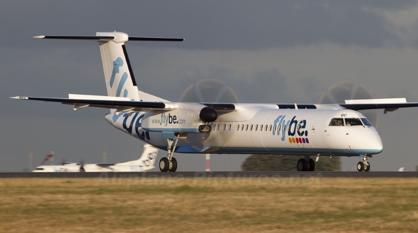de Havilland Dash 8-400