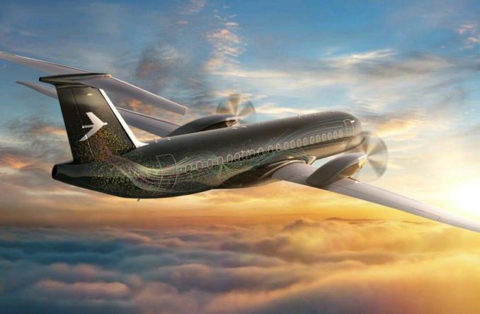 Предыдущая концепция Embraer