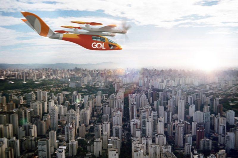 EVTOL для авиакомпании Gol Airlines