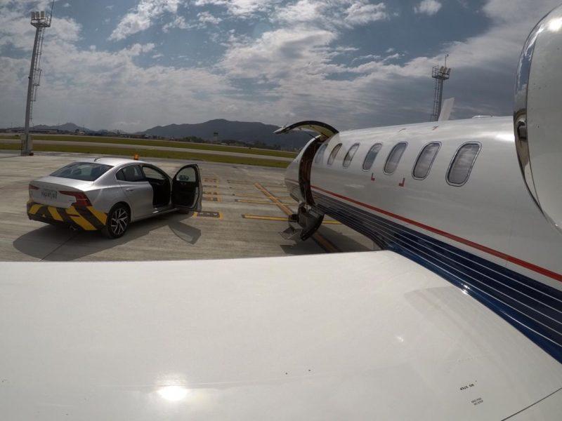 Терминал деловой авиации во флорианополисе