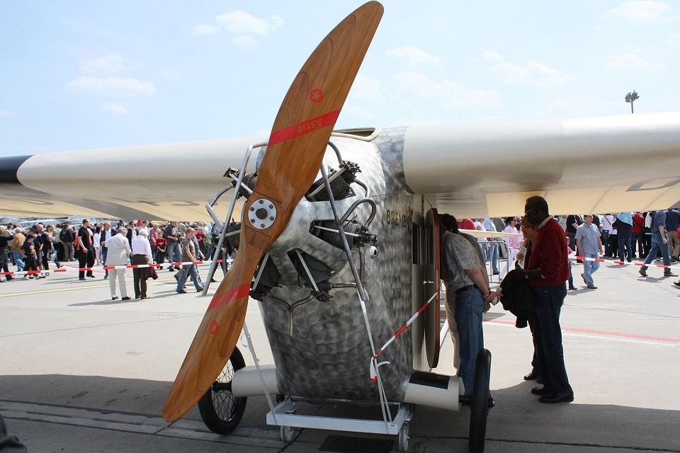 Focke-Wulf A16 (реплика)