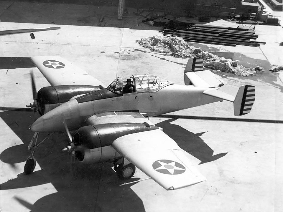 Grumman XP-50