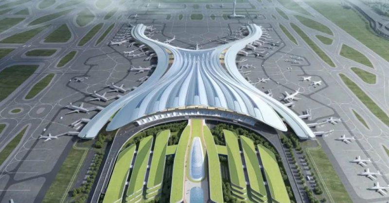 международный аэропорт Гуанчжоу-Байюнь