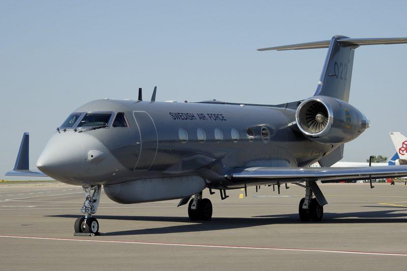 Gulfstream S102B  Korpen